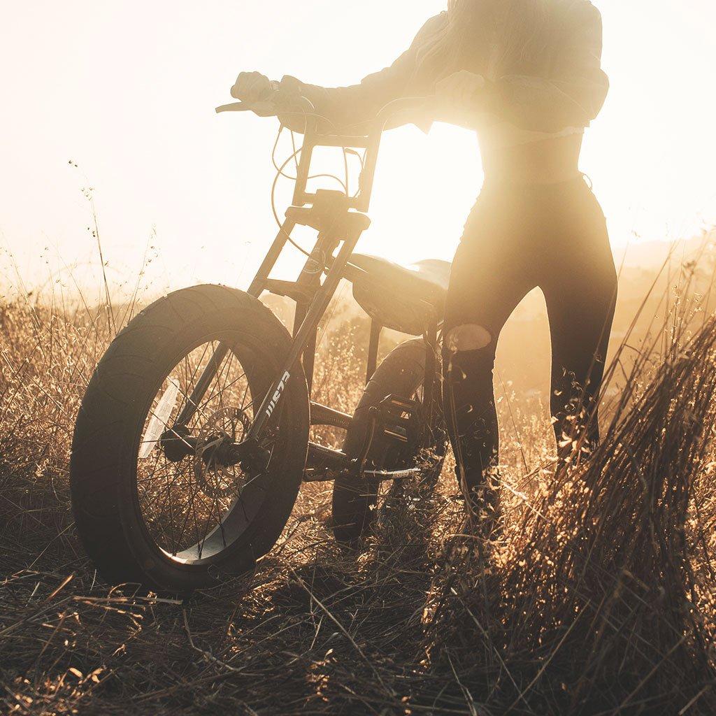 SUPER 73 Z-1 南カリフォルニア発の電動アシスト付き自転車 -正規ディラーBlackies-