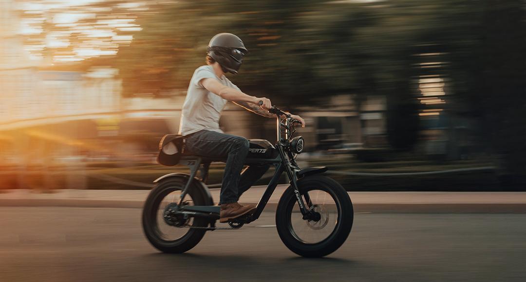 南カリフォルニア発の電動アシスト付き自転車 SUPER 73 -正規ディラーBlackies-