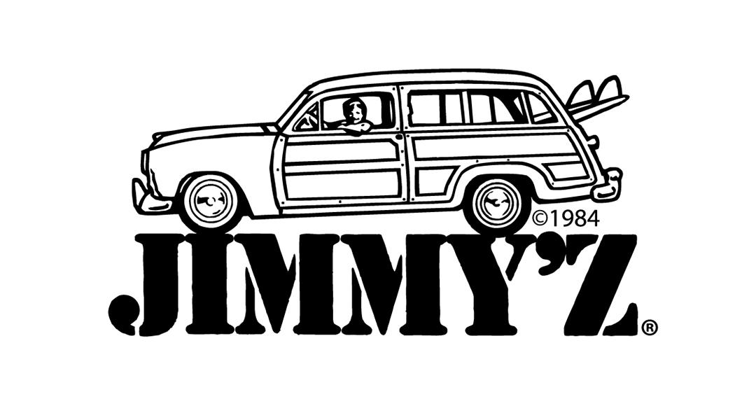 JIMMY'Z サーフアパレルブランド