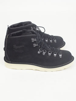 DANNER MOUNTAIN LIGHT BLACK SUEDE