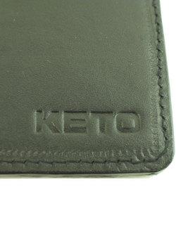 KETO CARD CASE BLACK