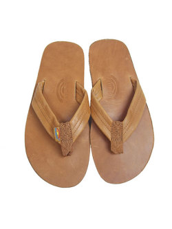 RAINBOW SANDAL LEATHER SANDAL (MEN'S)