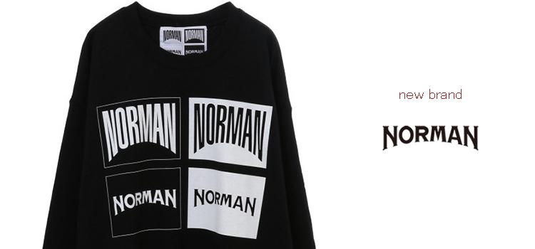 NORMAN ノルマン