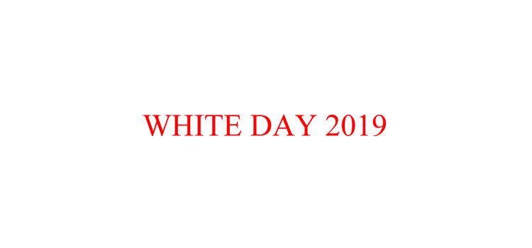 ホワイトデー2019 スペシャルフェア